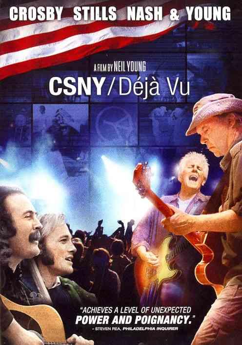 CSNY/DEJA VU BY CROSBY,DAVID (DVD)