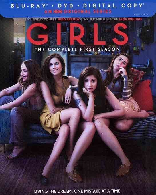 GIRLS:COMPLETE FIRST SEASON HBO SELEC BY GIRLS (Blu-Ray)
