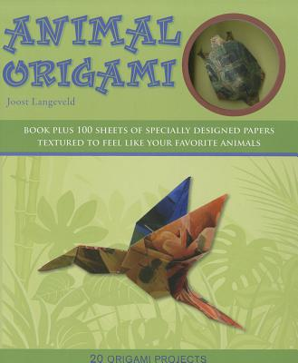 Animal Origami By Langeveld, Joost